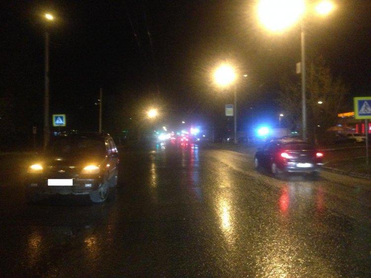 В Уфe водитель Chevrolet Niva сбил 15-летнюю школьницу