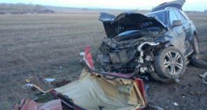 Двое погибли в жутком ДТП в Стерлитамакском районе Башкирии