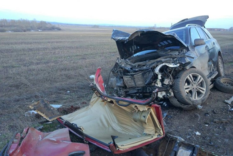 Photo of Двое погибли в жутком ДТП в Стерлитамакском районе Башкирии