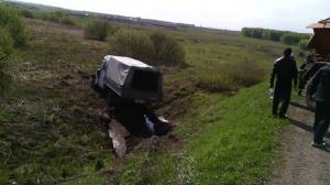 """В Башкирии произошло серьезное ДТП: таксист уснул за рулём и столкнулся с двумя """"ГАЗелями"""""""