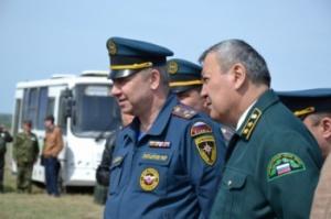 Photo of В городе Белебее прошла командно-штабная тренировка