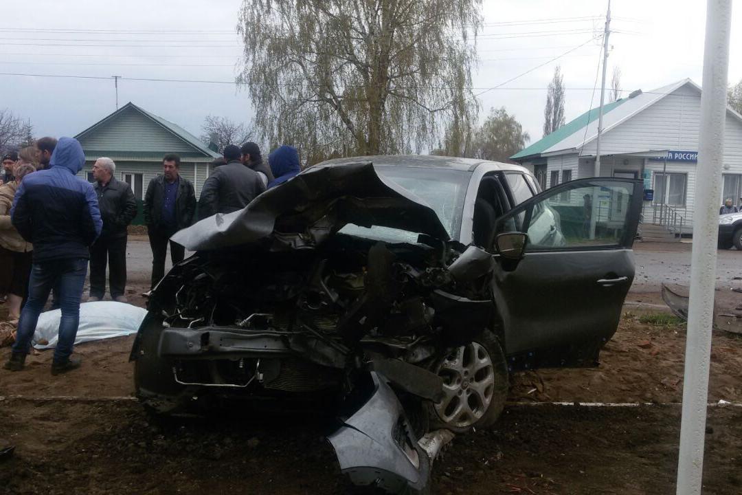 В Башкирии в ДТП погибли двое молодых мужчин