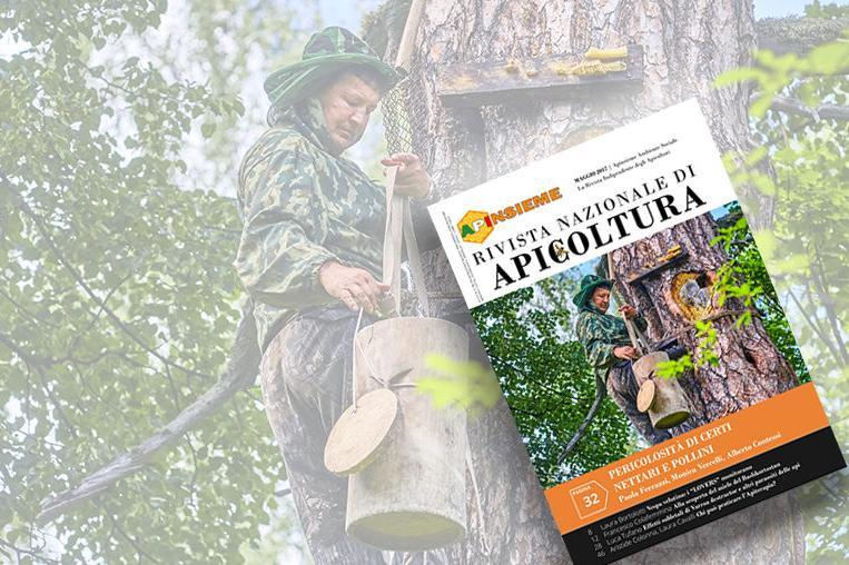 Башкирский пчеловод попал на обложку итальянского журнала