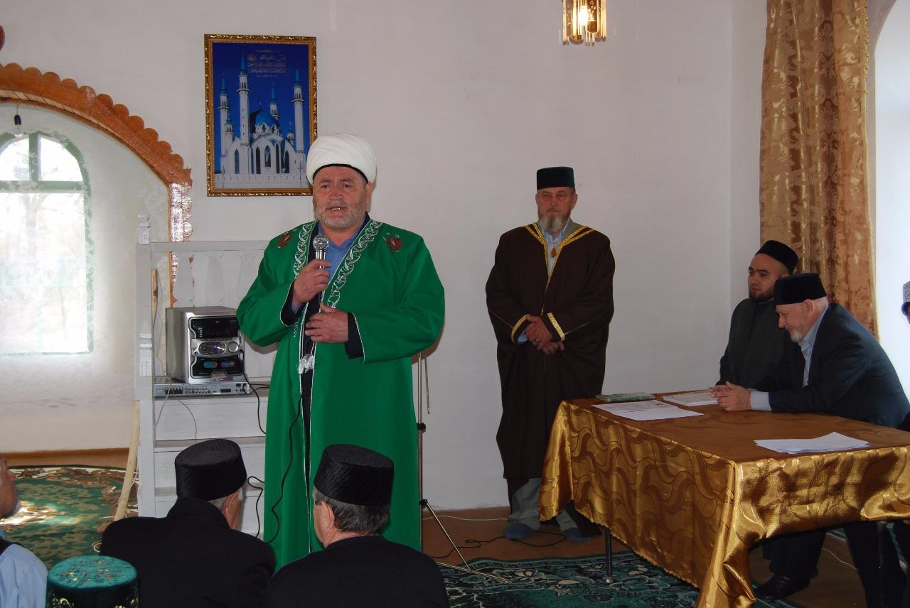 В Башкирии определили лучших чтецов Корана