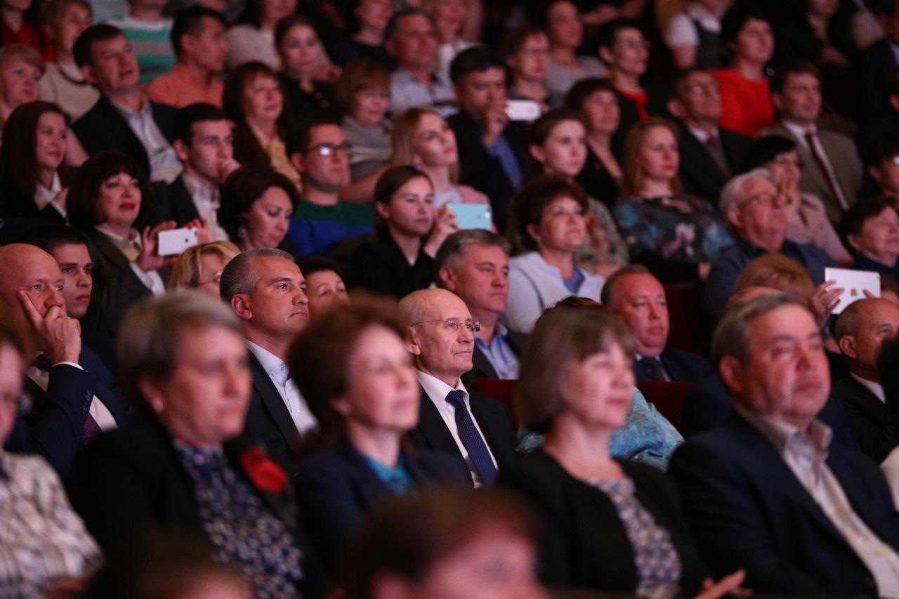 В Уфе состоялся совместный концерт творческих коллективов Башкортостана и Крыма