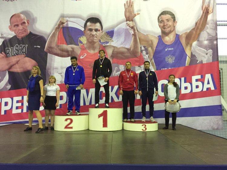 Пять путевок получили башкирские борцы на чемпионат России по греко-римской борьбе