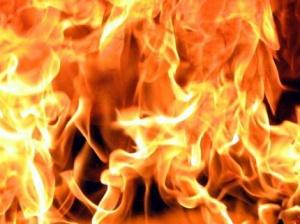 В Башкирии пожарные предотвратили взрыв двух газовых баллонов