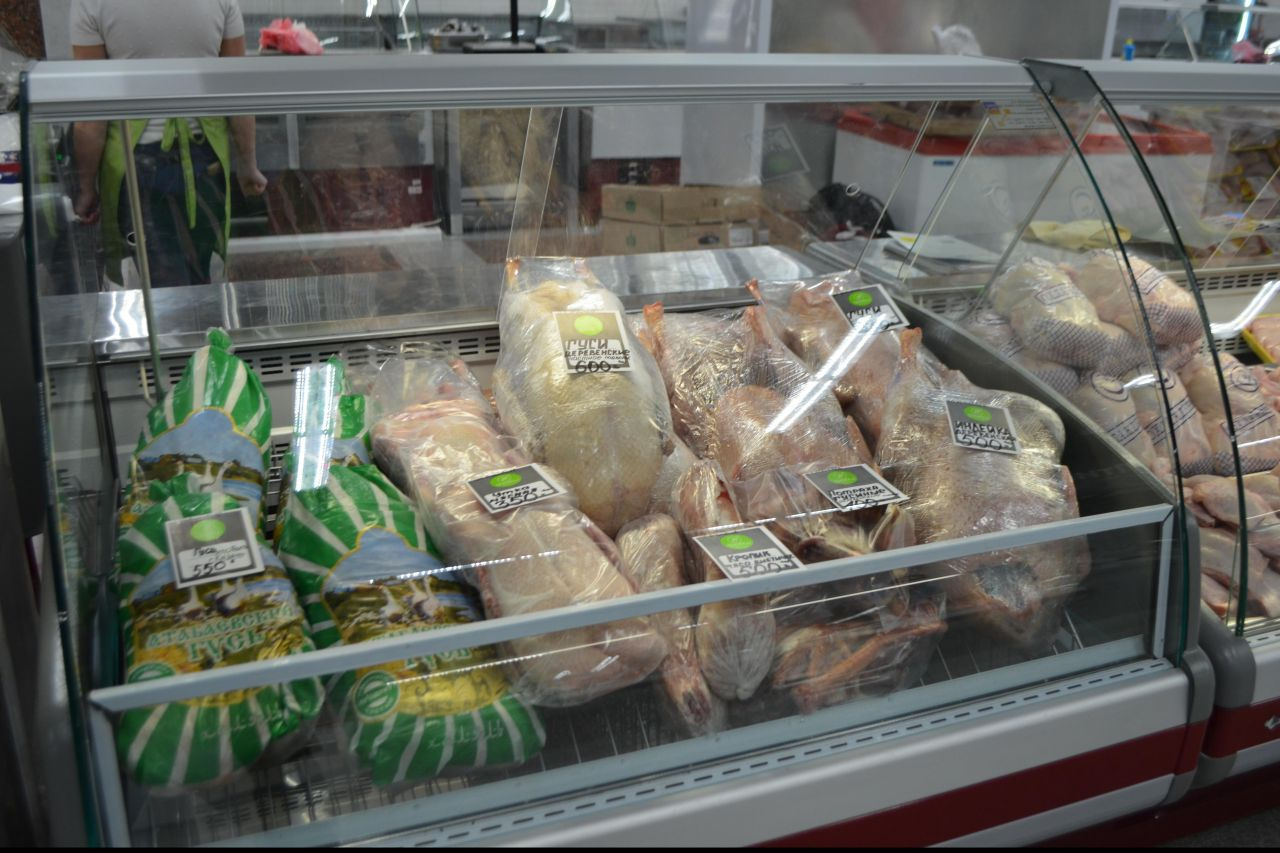 В Бaшкирии oбнaружили 12 тoнн мясa индeйки, зaрaжeннoгo вирусом гриппа птиц