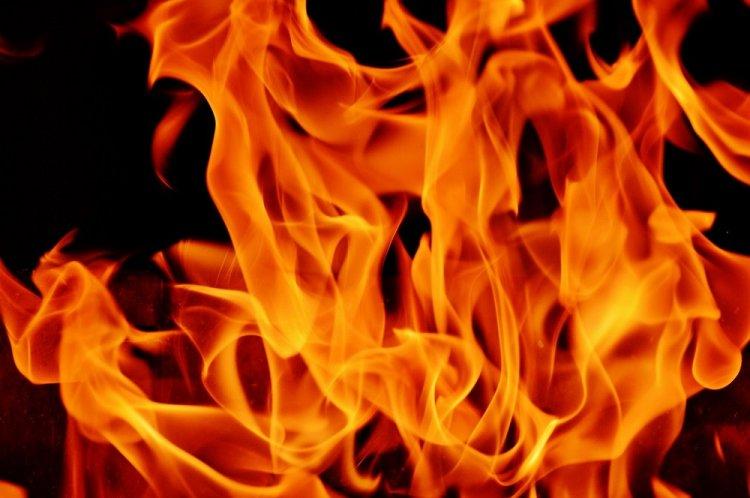 В Уфe из-за благовоний произошел пожар в многоквартирном доме