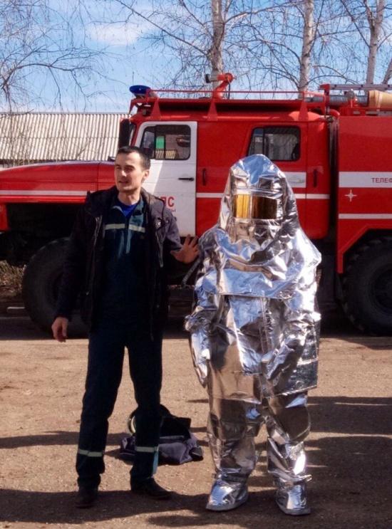 В Туймазинском районе дети обсуждали основы безопасности жизнедеятельности