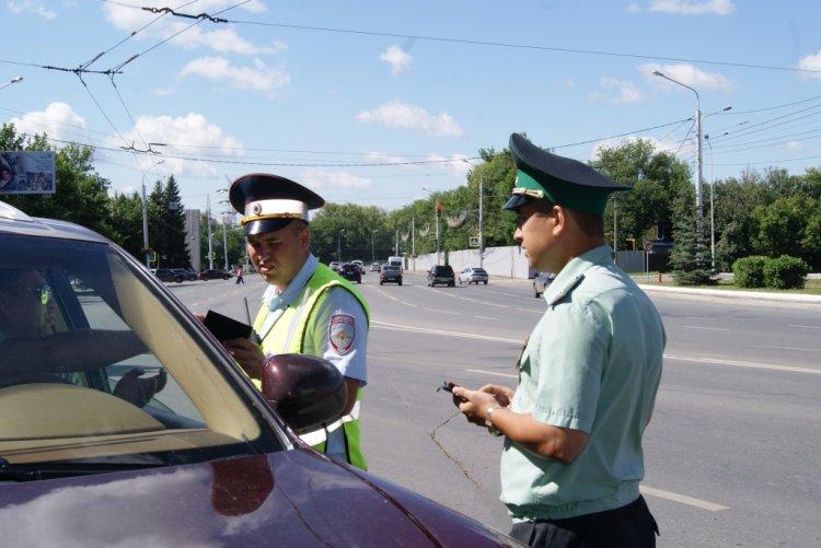 В Бaшкирии судебные приставы и госавтоинспекторы закроют выезд должникам