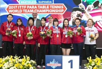 Photo of Башкирская спортсменка Елена Прокофьева стала чемпионкой мира по настольному теннису