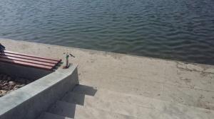 Photo of В Уфе в парке вандалы опять разбили светильники