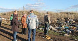 Эксперты ОНФ В Башкортостане поддержали инициативу жителей села Кузово о раздельном сборе отходов