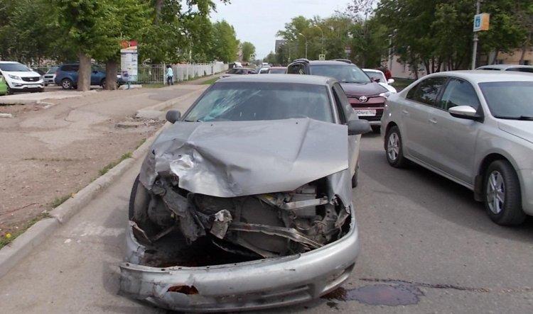 В Салавате 21-летний водитель без прав погиб в устроенном ДТП