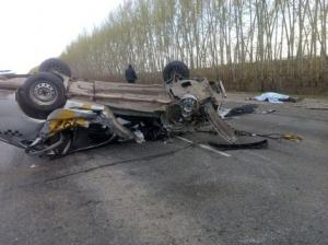 Photo of В Башкирии в массовой аварии погиб водитель такси