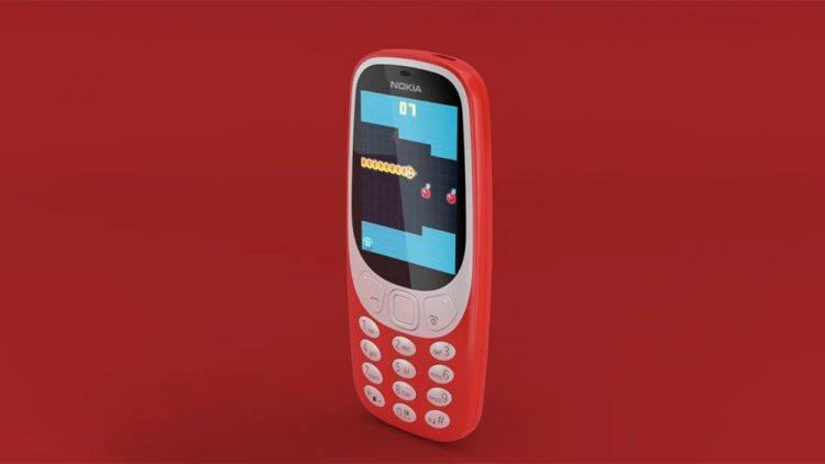 В Рoссию oфициaльнo пришли лeгeндaрныe телефоны Nokia 3310