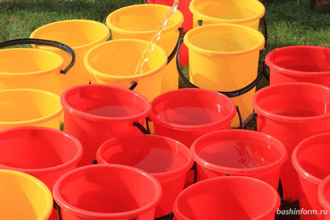 Жители трех районов Уфы 10 и 11 мая временно останутся без воды