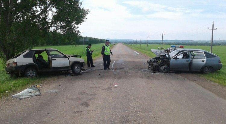 Photo of Четыре человека получили травмы в ДТП с двумя ВАЗами в Башкирии