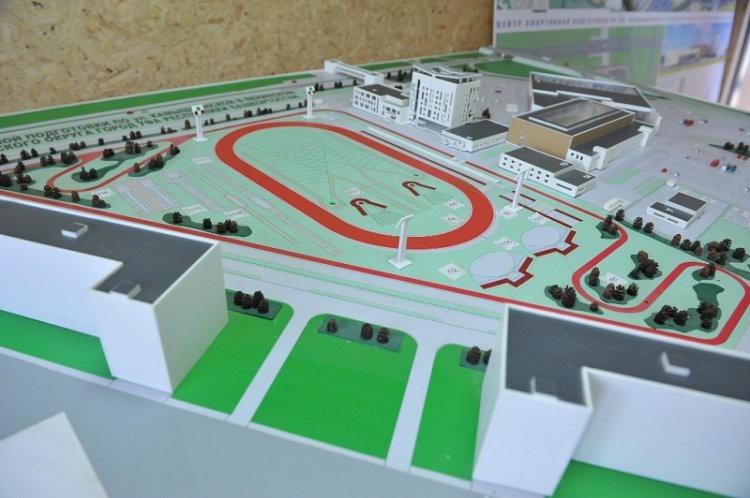 Photo of Рустэм Хамитов посетил строящийся Центр спортивной подготовки в Уфе