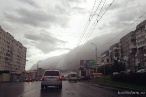 Photo of В Башкирии ожидаются грозы и шквалистое усиление ветра — МЧС