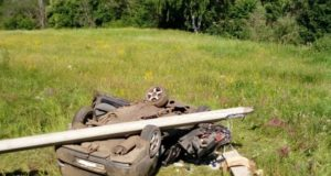 В Башкирии 18 летний водитель без прав устроил ДТП, в котором погиб 16 летний школьник