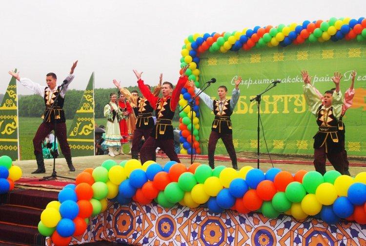 Photo of В Стерлитамакском районе прошел традиционный праздник Сабантуй-2017