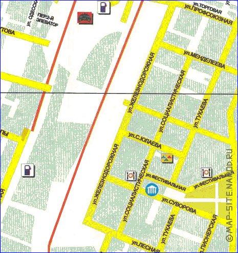 Photo of «Google» обновил панорамы Стерлитамака
