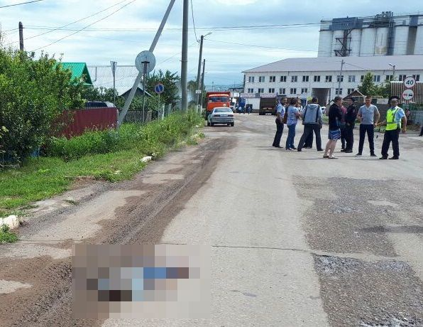 Photo of В Башкирии задержан водитель «КамАЗа», сбивший насмерть 4-летнего ребенка