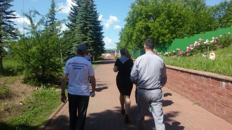 Photo of Активисты ОНФ в Башкортостане провели мониторинг организации летнего отдыха