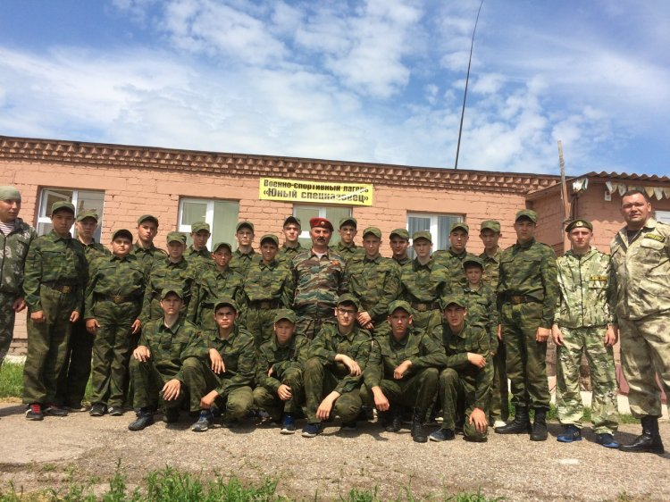 Photo of Юные спецназовцы Стерлитамакского района приняли участие в тактической игре