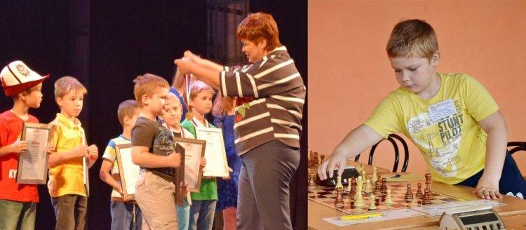 Юные шахматные таланты Башкортостана победители этапа Кубка России