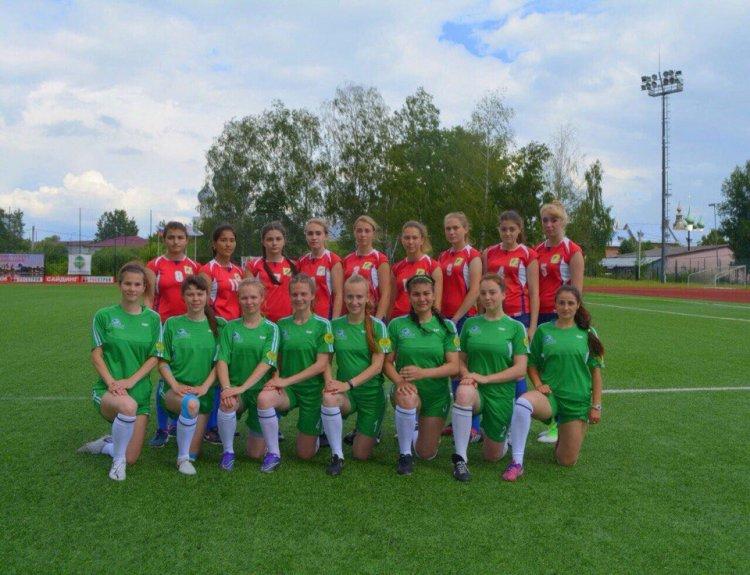 Женская сборная Башкортостана выиграла чемпионат России по лапте