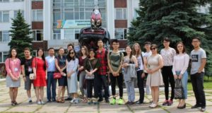 Студенты из Китая изучили инновационный опыт Стерлитамака