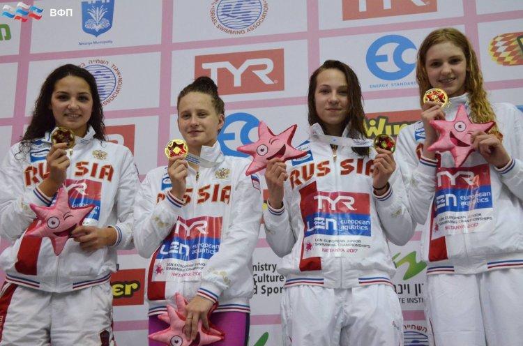 Photo of Башкирская спортсменка Полина Егорова завоевала семь медалей на первенстве Европы