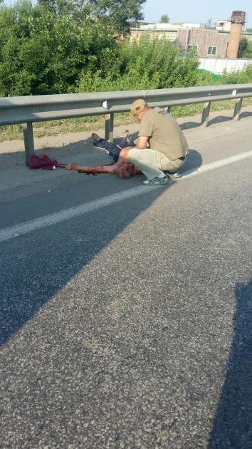 Photo of В Уфе автомобиль Нексия сбила мужчину