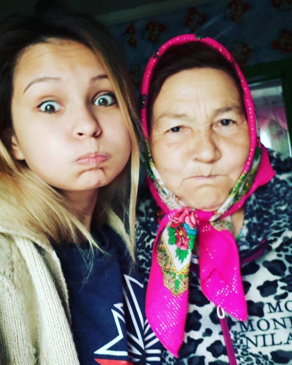 Photo of Бабушка из Башкирии становится популярным вайнером при помощи своей внучки