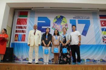 Photo of Айгуль Идрисова победила на этапе Кубка мира по международным шашкам  в Монголии
