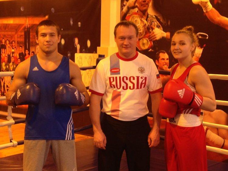 Photo of Юные боксеры Башкирии стали призерами Спартакиады учащихся России