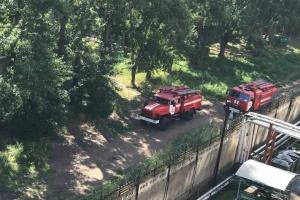 Photo of В Уфе из-за пожара в квартире спасатели эвакуировали 30 жильцов многоквартирного дома