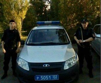 Photo of В Уфе сотрудники Росгвардии обнаружили на проезжей части пятилетнего ребенка