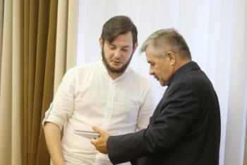 Photo of Михаил Закомалдин встретился с молодыми новаторами Башкортостана