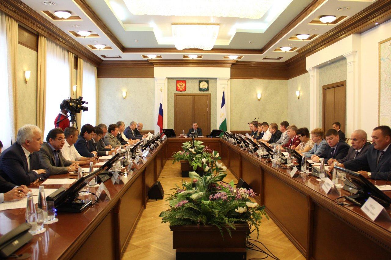 Photo of Вице-премьер Марат Магадеев заострил внимание муниципалитетов Башкирии на вопросах безопасного проведения Дня знаний