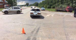 В Башкирии водитель МАЗа сломал позвоночник после столкновения с ВАЗ 2107