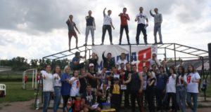 В Туймазинском районе Башкирии прошли соревнования по Workout