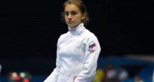 Уфимка Аделина Ибатуллина вступает в борьбу за медали ЧМ по современному пятиборью