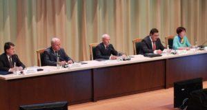 Глава РБ Рустэм Хамитов выступил на республиканском совещании по образованию