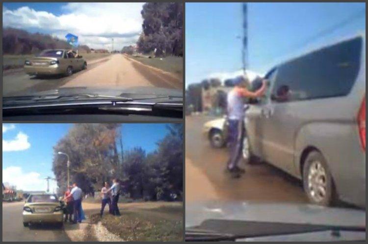 Photo of В Стерлитамаке сотрудники Росгвардии задержали пьяного ВДВ-шника, пытавшегося скрыться с места ДТП