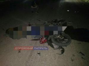 Photo of В Башкирии в ДТП погибли двое подростков: за рулем мопеда они въехали в прицеп