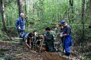 Photo of Юные поисковики из Башкирии разыскали и захоронили около трех тысяч останков солдат, погибших в годы войны